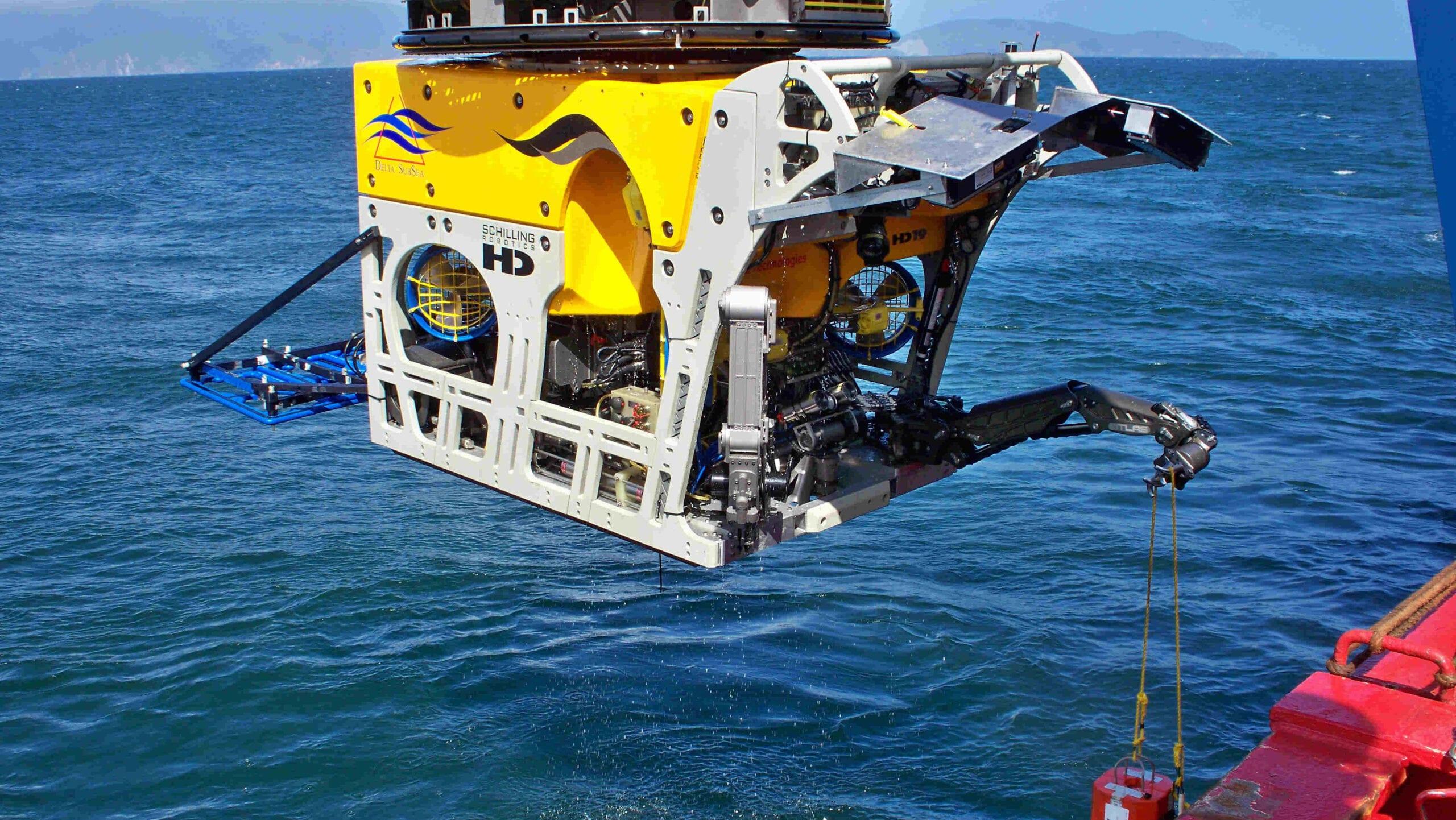 ROV tooling