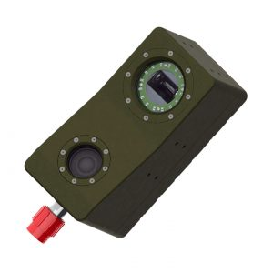 Subsea scanning lasers